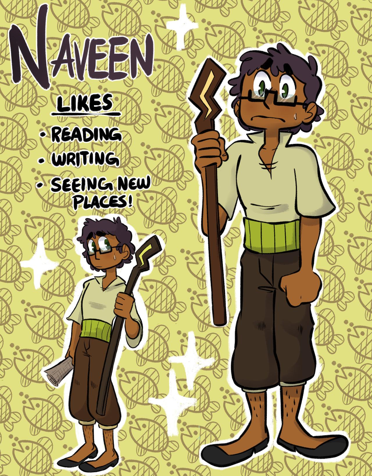 Naveen Ref