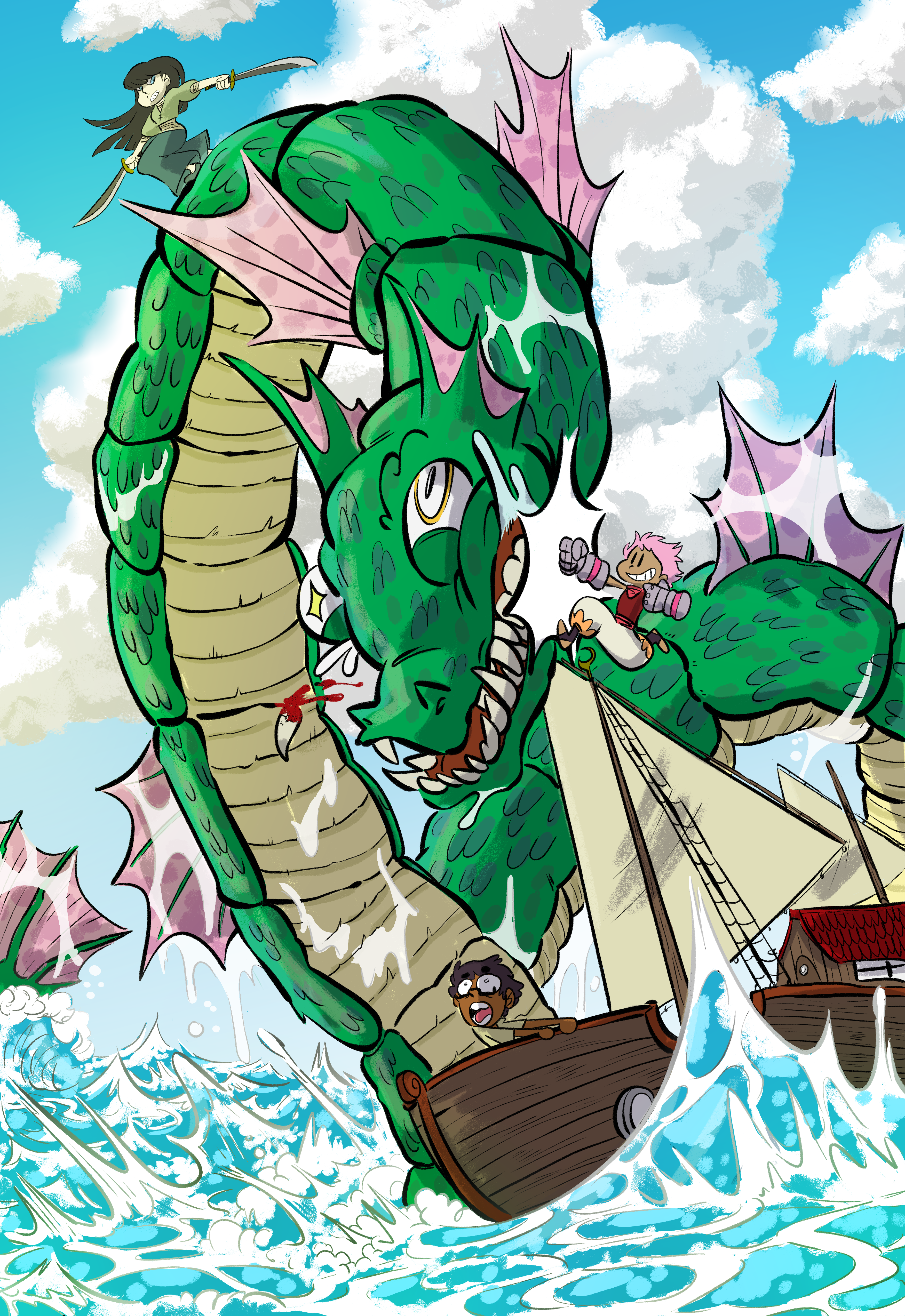 Sea Battle!